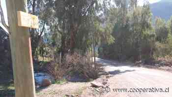 Illapel: En octubre comienza pavimentación de la ruta entre Huintil y Carén - Cooperativa.cl