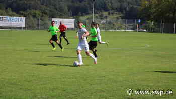 Fußball Kreisliga A2 3. Spieltag: Goldbach verliert gegen Crailsheim II mit 2:4 - SWP