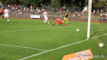 Fußball Verbandsliga: TSV Crailsheim besiegt Heiningen - SWP