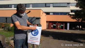 Corona Crailsheim: Masken, Abstände, Formular: Dies gibt es beim Schulstart zu beachten - SWP