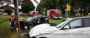 Vier Verletzte bei Unfall in Tittmoning - Traunsteiner Tagblatt