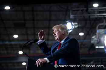 Trump To Tour Wildfire Devastation In Northern California Monday