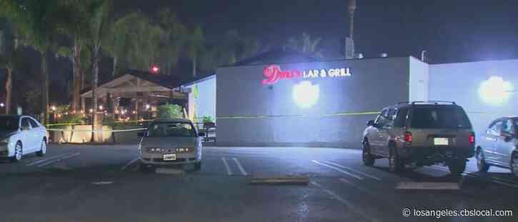 Man Killed After Argument Leads To Gunfire At Riverside Bar