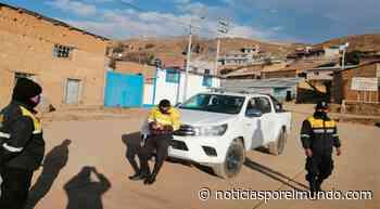 ▷ Coronavirus: Cerro de Pasco: decenas de personas fueron detenidas por irrumpir la cuarentena   Sociedad - Noticias por el Mundo