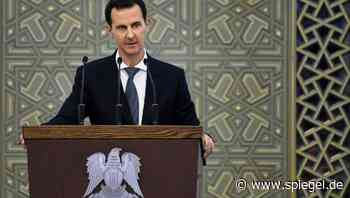Syrien: Mächtiger Onkel von Machthaber Assad gestorben - DER SPIEGEL