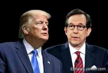 """""""I'm going to interrupt you"""": Fox News' Chris Wallace destroys Trump adviser's talking points"""