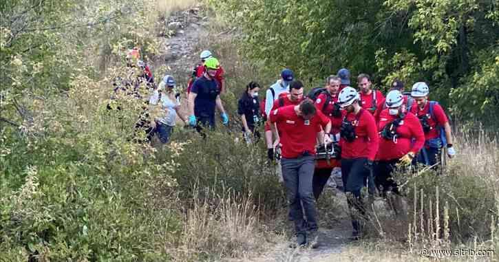 11-year-old girl falls 70 feet near Sundance resort