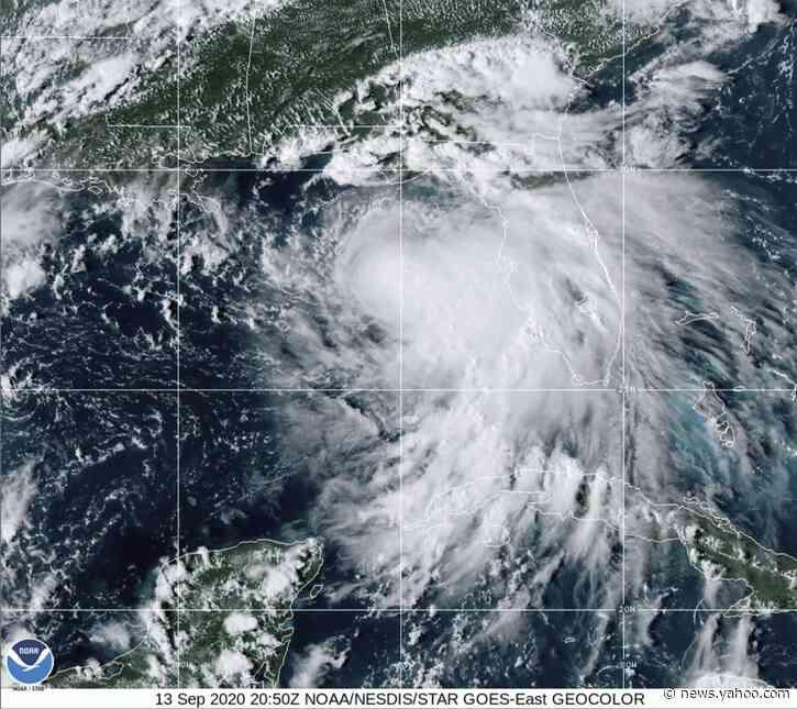 Sally set to become hurricane and threaten U.S. Gulf Coast
