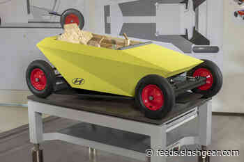 Build this Hyundai soapbox car and beat the quarantine blues away