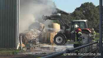 Feuer In Uplengen: - Nordwest-Zeitung