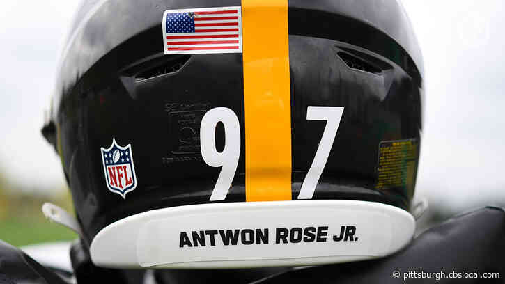 Pittsburgh Steelers To Wear Antwon Rose's Name On The Back Of Their Helmets