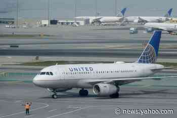United Airlines accused of favoring young, white, blond attendants for NFL, MLB flights