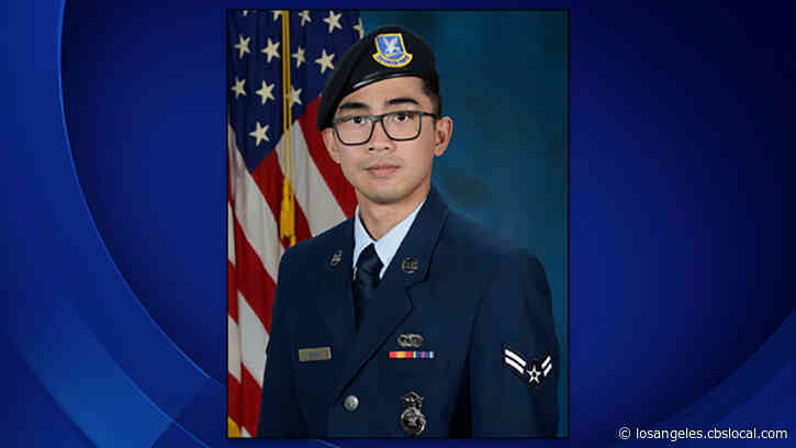 Anaheim Airman Jason Khai Phan Killed In Crash During Routine Patrol In Kuwait