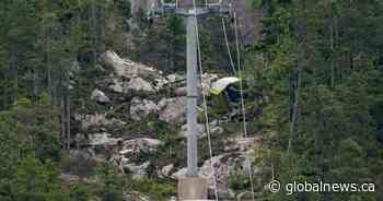 Sea to Sky Gondola cable cut a 2nd time by vandals
