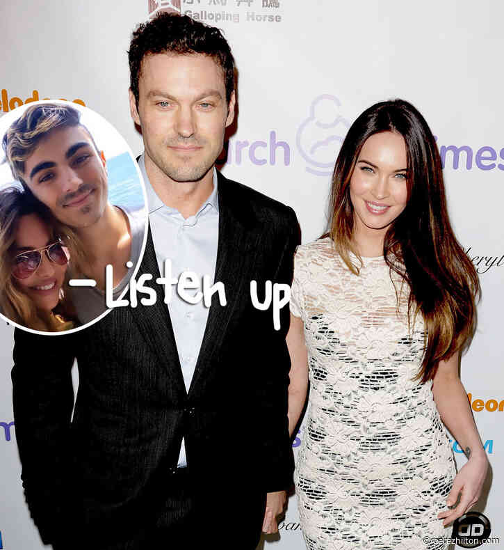 Brian Austin Green's Ex Vanessa Marcil Shades Him For Not Taking 'Full Responsibility' As A Father — And Praises Megan Fox!!