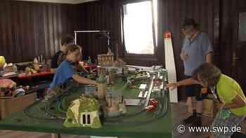 Verein: Modellbau-Spaß in Salach - SWP