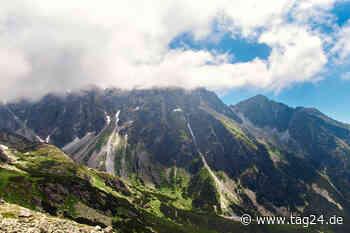 Frau und Mann stürzen in den Bergen 200 Meter in die Tiefe: Jede Hilfe kommt zu spät - TAG24