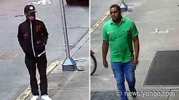 Man stabbed outside hotel during robbery of designer goods