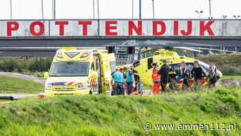 Persoon zwaargewond bij ongeval op Kartcircuit Pottendijk in Nieuw-Weerdinge - Emmen112
