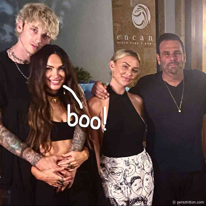 Megan Fox & Machine Gun Kelly's Movie Gets Shut Down After 2 People Test Positive For COVID-19