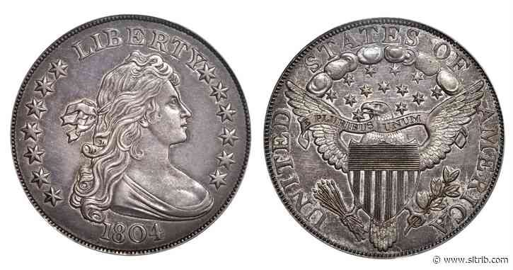 Larry H. Miller's coin collection, valued at $25 million+, will be sold to benefit new Primary Children's Hospital