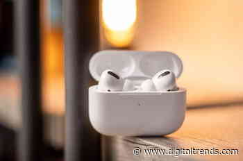 Hurry! Apple AirPods Pro down to lowest-ever price — but not for long