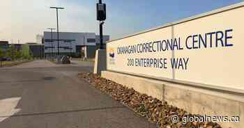 COVID-19 outbreak at B.C.'s Okanagan Correctional Centre declared over