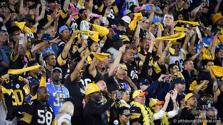 Pittsburgh Steelers Fans Ready For Kick Off, Though This Season Will Look Different