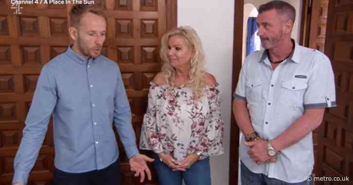 A Place In The Sun presenter Jonnie Irwin halts house viewing: 'Am I wasting my time?'