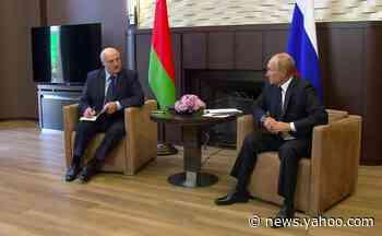 Putin backs Lukashenko as Belarus leader vows closer ties