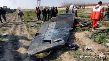 Iran says it rejects Canadian class-action lawsuits over downing of Flight PS752