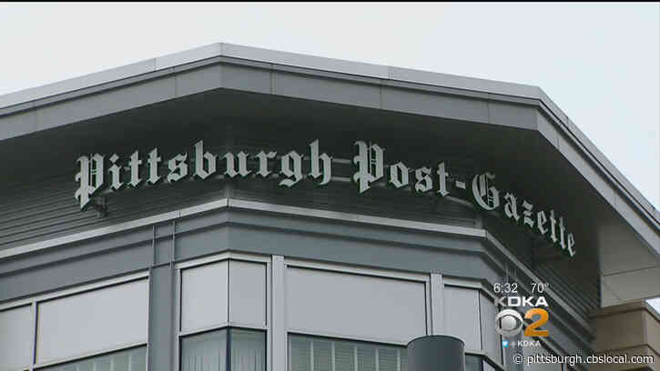 Journalist Strike Approved At Pittsburgh Post-Gazette