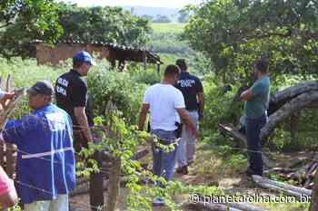 Ossada humana é encontrada na zona rural de Ouro Preto do Oeste; suicídio não é descartado - Planeta Folha