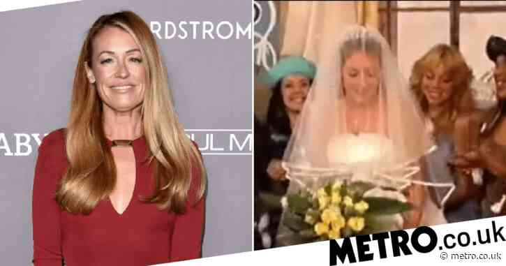 Cat Deeley recalls adorable BTS moment with Mariah Carey during iconic SM:TV wedding