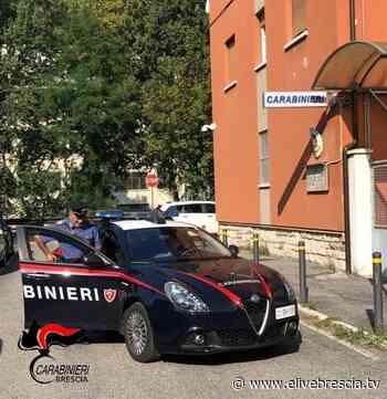 Sarezzo, tenta di rubare all'interno di un'officina. Arrestato dai Carabinieri in flagranza di reato - elivebrescia.tv