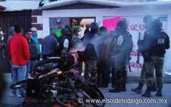 Lesionados en hechos violentos en Mixquiahuala - El Sol de Hidalgo