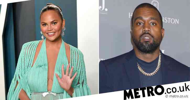 Chrissy Teigen has the best reaction after Kanye West found a fake employee on his payroll
