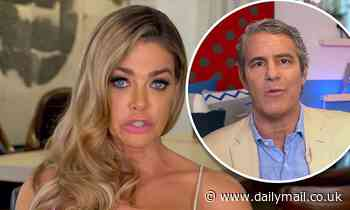 Denise Richards left Real Housewives Of Beverly Hills because an 'agreement' could not be reached