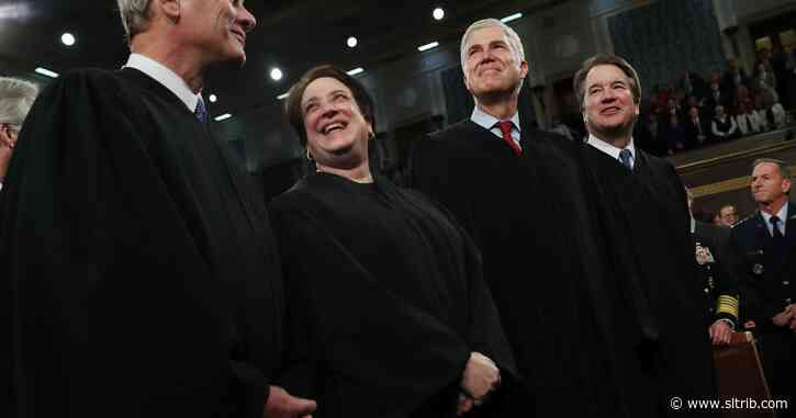 Bryant Holloway: The price for conservative judges is too high under Trump