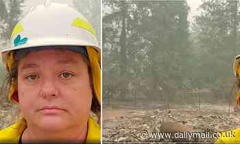 Oregon fire chief loses her two homes in wildfire while she battled a blaze in another part of state