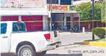 Asesinan a taquero frente a sus clientes en Yuriria - Periódico AM