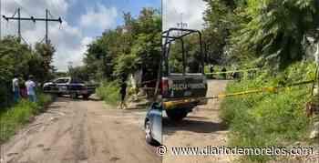 Asesinan de un balazo a sujeto en Emiliano Zapata - Diario de Morelos