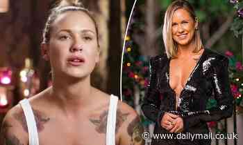 The Bachelor: Roxi 'cracked her head open' TWO WEEKS before filming started
