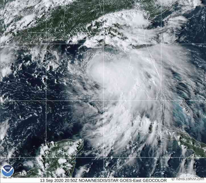 Forecasters: Sally could approach major hurricane status