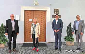 Alte Bekanntschaft mit neuen Gesichtern in der Partnerstadt - Passauer Neue Presse