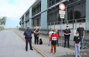 An der Realschule hat Sicherheit immer Vorfahrt - Passauer Neue Presse