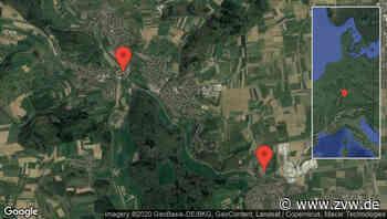 Grafenau: Gefahr durch defektes Fahrzeug auf L 1183 zwischen Grafenau und Darmsheim in Richtung Sindelfingen - Staumelder - Zeitungsverlag Waiblingen
