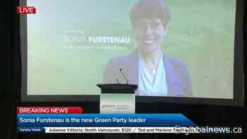 B.C. Greens announce new party leader