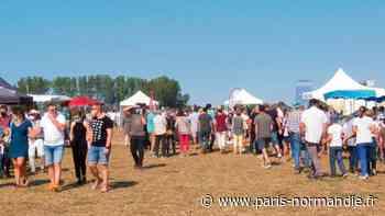 EN IMAGES. À Octeville-sur-Mer, près du Havre, belle affluence au Festival de la Terre des JA 76 - Paris-Normandie
