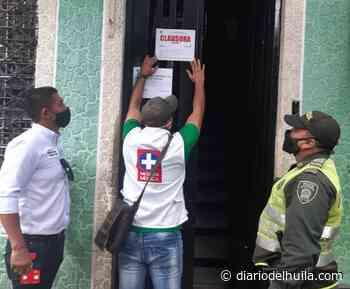 Cierran temporalmente hotel en Neiva, por incumplir las normas de bioseguridad - Diario del Huila